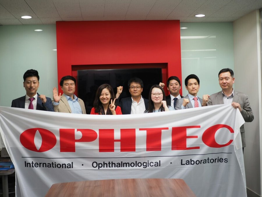 OPHTEC South Korea